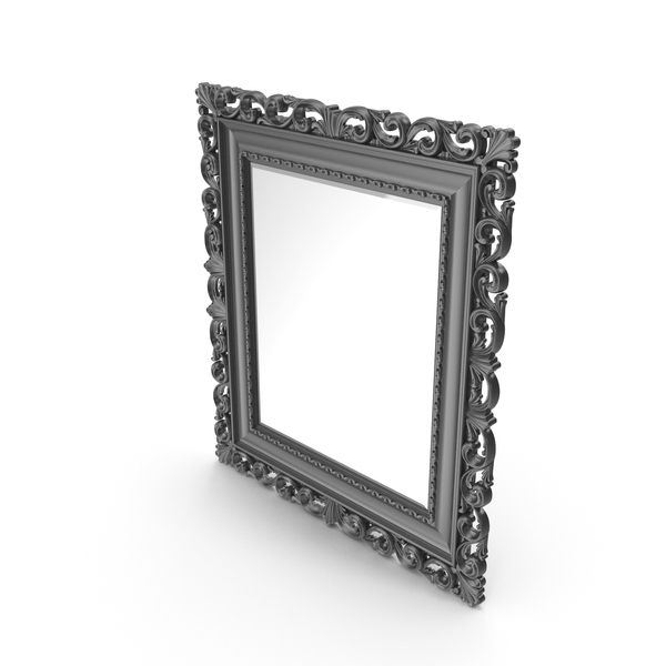 Mirror Vismara Design Barouqe PNG & PSD Images