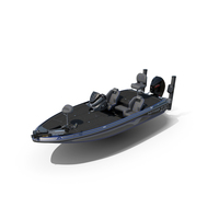 NITRO Z20 Pro 2019 Bass Boat PNG & PSD Images