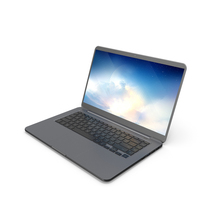 Notebook Generic 15inch PNG & PSD Images
