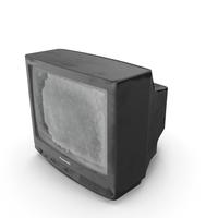 Old TV Panasonic TC21 PNG & PSD Images
