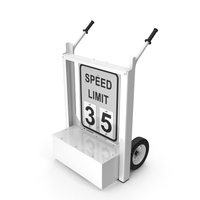 Decatur Electronics Speed Display Dolly PNG & PSD Images