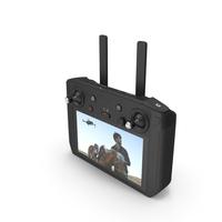 DJI Smart Controller PNG & PSD Images