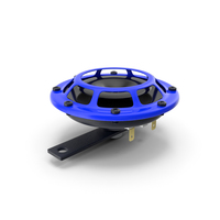 Low Tone 300Hz Electric Car Horn PNG & PSD Images