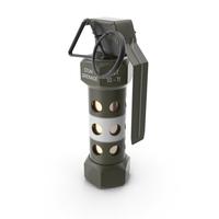M84 Stun Grenade PNG & PSD Images