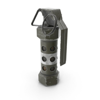 M84 Stun Grenade Old PNG & PSD Images