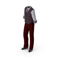 Men Casual Style Wear PNG & PSD Images