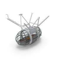 Millennium Wheel Passenger Capsule PNG & PSD Images