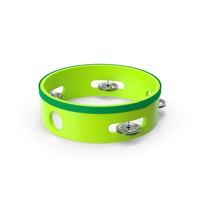 Tambourine Toy Musical Instrument PNG & PSD Images