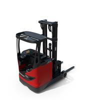 Rich Truck Forklift Linde R16B PNG & PSD Images