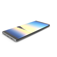 Samsung GALAXY Note 8 PNG & PSD Images