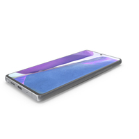 Samsung Galaxy Note 20 PNG & PSD Images
