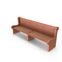 Wooden Bench PNG & PSD Images