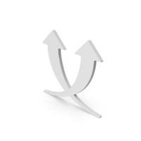 Symbol Arrows Up PNG & PSD Images