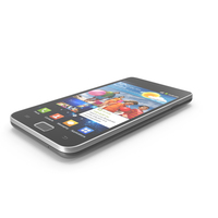 Samsung galaxy S 2 i9100 PNG & PSD Images