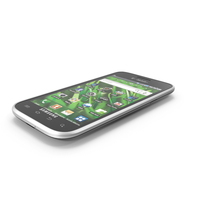 Samsung Galaxy S 4G Android Smartphone PNG & PSD Images