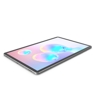 Samsung Galaxy Tab S6 PNG & PSD Images