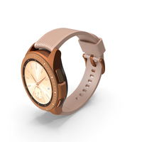 Samsung Galaxy Watch 42mm Rose Gold 2018 PNG & PSD Images