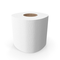 Toilet Paper Roll PNG & PSD Images