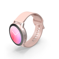 Samsung Galaxy Watch Active 2 40mm Sport PNG & PSD Images