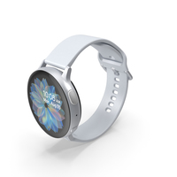 Samsung Galaxy Watch Active 2 44mm Classic PNG & PSD Images