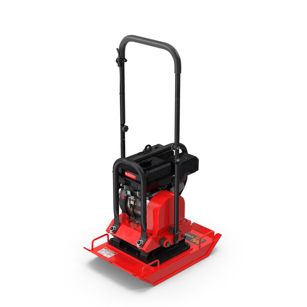 WEN 56035T Vibratory Plate Compactor PNG & PSD Images