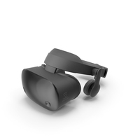 Samsung HMD Odyssey Windows Mixed Reality PNG & PSD Images