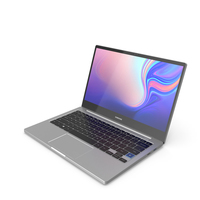 Samsung Notebook 7 2019 13.3 inch PNG & PSD Images