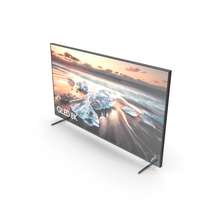 Samsung Q900R QLED Smart 8K UHD TV 82 inch 2019 PNG & PSD Images