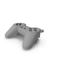 Sony Playstation Classic Controller PNG & PSD Images