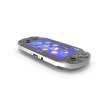 Sony PlayStation Vita PNG & PSD Images