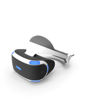 Sony PlayStation VR Headset PNG & PSD Images