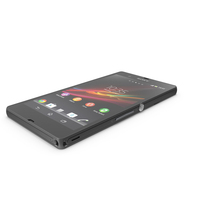 Sony Xperia Z PNG & PSD Images