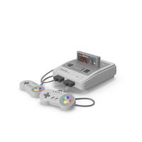 Super Nintendo Entertainment System PNG & PSD Images