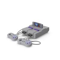 Super Nintendo SNES PNG & PSD Images