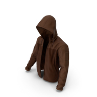 Jacket Brown PNG & PSD Images