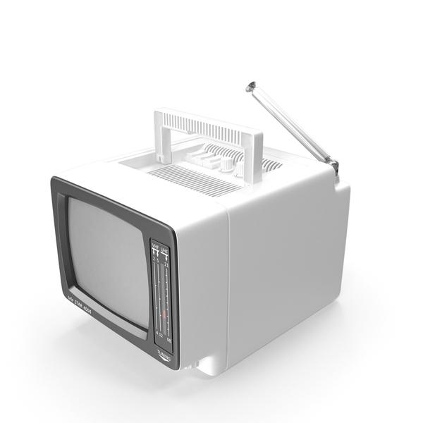 TV Portable Waltham Telestar 4004 PNG & PSD Images