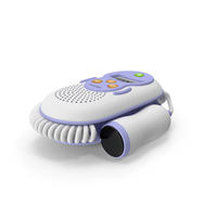 Fetal Heart Rate Doppler Sonicaid One PNG & PSD Images