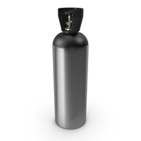 High Pressure Co2 Tank PNG & PSD Images