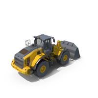 Wheel Loader Generic PNG & PSD Images