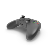 X-Box Series X Controller PNG & PSD Images