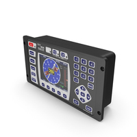 Rhotheta RT 500M SAR Direction Finder System PNG & PSD Images