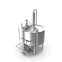 Whisky Distillation Equipment PNG & PSD Images