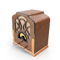 Montgomery Ward Airline 62-103 Radio PNG & PSD Images