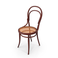 Thonet Chair PNG & PSD Images