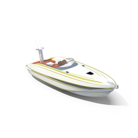 Motor Boat Scorpion PNG & PSD Images