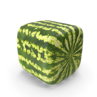 Watermelon Square PNG & PSD Images
