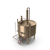 Alcohol Distillation Equipment PNG & PSD Images