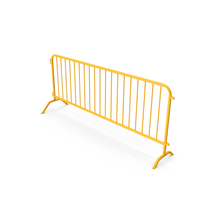 Barrier Yellow Solid PNG & PSD Images