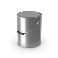 Paint Metal Bucket PNG & PSD Images