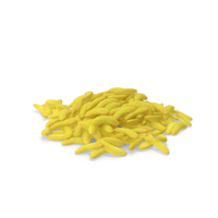 Pile Of Gummy Bananas PNG & PSD Images